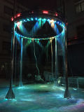 디지털 실내 물 커튼 훈장 또는 집 사무실 사용 물 정원 샘