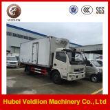 Petit camion de refroidissement frigorifié de cadre de camion de Dongfeng 3-4ton