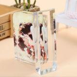 De Spaties van de Sublimatie van het Frame van de Foto van het Glas van het kristal