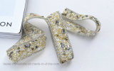 Il ferro degli accessori 2cm di DIY sulla maglia calda del Rhinestone di difficoltà del testo fisso Chain del Rhinestone per cuce (TS-040)