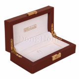 魅力的なデザインPU優雅なMageticの革ギフト用の箱
