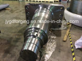 Präzision Semisteel Rolle CNC-Machnied