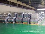Feuille en acier galvanisée plongée chaude de toiture de SGCC et bobine en acier galvanisée