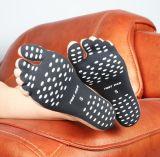 Facile confortable de garniture adhésive sur outre de la semelle de marche de chaussure de résistance de chaussette de plage de Nakefit de bascules électroniques de mer de syndicat de prix ferme