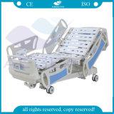 Cinco cama de hospital de la balanza ICU de las funciones (AG-BY009)