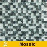 mosaico cristalino de la venta de 8m m de la mezcla caliente de la piedra para la serie de la piedra de la ceniza de la decoración de la pared (piedra 01/02/03/04 de la ceniza)