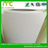 Carta da parati di cuoio del PVC di struttura, carta da parati stampabile