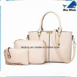 3つのPCS革デザイナーハンドバッグの女性袋の女性のハンドバッグ