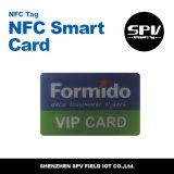 Пустая смарт-карта PVC Nfc с обломоком F08