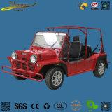 Carrello di golf facente un giro turistico elettrico del veicolo della rotella delle sedi SUV 4 della jeep 4WD del commercio all'ingrosso della fabbrica della Cina 4