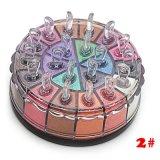 Polvo mineral Es0295 del ojo de la gama de colores descubierta del sombreador de ojos del brillo de 20 colores