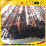 Perfil de alumínio da porta deslizante de Rússia com anodizado ou eletroforese