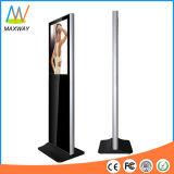 Signage LCD цифров стойки пола 32inch рекламируя киоск (MW-321AKN)