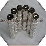 Magneet van het Neodymium van de Ring van de Grootte van het Certificaat van RoHS de Mini