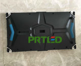 新しいデザイン前部か後部アクセス16:9の配給量(600*337.5mm)が付いている屋内P1.56 LED表示パネル