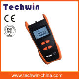 Nuevo contador de prueba óptico Handheld de la potencia de Tw3208e usado para las telecomunicaciones CATV