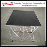 Größe des Stadiums-Ereignis-Stadiums-schnell zusammenbauen Geräten-1.22X1.22m