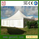 Шатер Pagoda крышки PVC сада рамки горячего сбывания алюминиевый с подкладкой крыши