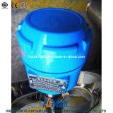 Bioréacteur en verre sanitaire de fermenteur de laboratoire