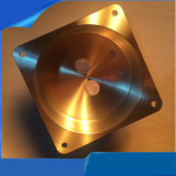 Alumínio feito cliente do fabricante 6061 peças do CNC por Precisão peças feitas à máquina/fazendo à máquina de Maquinaria para o mercado norte-americano da UE