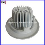 알루미늄 주물 부속에 의하여 주문을 받아서 만들어진 LED 열 싱크 제품 제조자를 정지하십시오