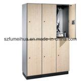 Locker HPL laminado compacto con cerradura para Estudiantes Bolsa