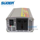 Suoer 12V에 반대로 반전 보호 (SUA-2000AF)를 가진 격자 태양 변환장치 떨어져 220V 2000W