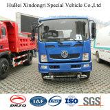 la consegna dell'acqua dell'euro 4 di 11cbm 11ton Dongfeng spruzza il camion con Cummins Engine