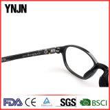 Стекла Tr90 глаза рамки эллипсиса Ynjn свободно образцов розовые (YJ-G81178)