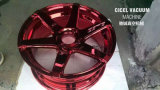Heiße Verkaufs-Autoteil-Magnetron-Spritzenvakuumbeschichtung-Film-Maschine mit konkurrenzfähigem Preis