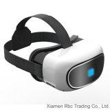 Lunettes vidéo de réalité virtuelle Casques d'écoute réglables / Lunettes 3D de boîte Vr