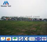 رفاهية معرض خيمة مع واضحة [بفك] بناء وألومنيوم إطار