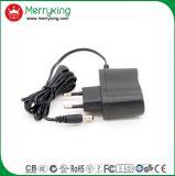 5V500mA AC gelijkstroom de Adapter van de Macht met Stop Ek