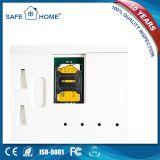Sistema di allarme intelligente senza fili multifunzionale del pannello di controllo dello schermo di tocco di GSM