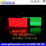 Visualización de LED elegante de poste del alumbrado público del diseño del teléfono de la gerencia inteligente de la G-Tapa LAN/WiFi/3G