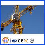 Guindaste de torre chinês do fabricante Qtz125-6015 10t do guindaste de torre