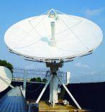 antena satélite fixa da estação de terra RXTX de 11.3m