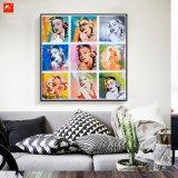 Décoration de mode Art Peinture avec cadre