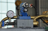 Machine de découpage hydraulique de massicot de commande numérique par ordinateur de QC11k 20*4000