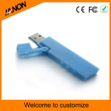 Привод пер USB привода вспышки USB формы тележки пластичный