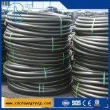 Тубопровод полиэтилена Pn16 PE100 пластичный для поставки газа