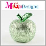 Цветастый крен Apple керамический Piggy с диамантом для подарков