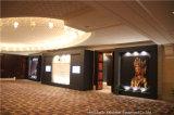 Exposición antigua de gama alta de la pared de la visualización con la pantalla del LED