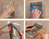 Слипчивая крышка книги принимает после того как она подгоняна (JN-0304)