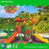 De beste Speelplaats van de Jonge geitjes van de Prijs Plastic Openlucht voor Pretpark