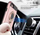 3D caso magnético del anillo TPU para iPhone8