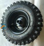 Roue pneumatique 13*4.10-6 avec le bon prix utilisé pour la tondeuse à gazon