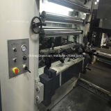 Impresora del rotograbado del color del motor 8 del sistema 7 del arco para la película en 150m/Min