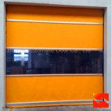 安全なアルミニウムローラーのガレージのドア