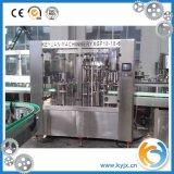 Automatischer Plastikflaschen-Saft-Maschinen-/Abfüllensaft-Maschine